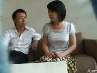 japanese wife has to pay debt with no cash