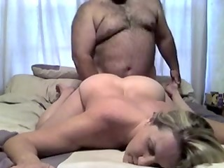 mommy and daddy make a fuck tape