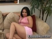 latina mama tit bonks and pounded hard