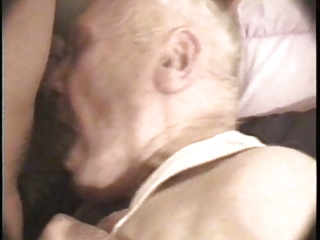 grandpapa engulf cock