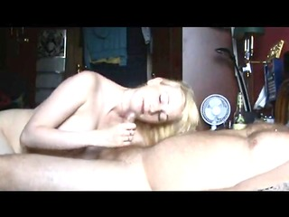oral pleasure sex at home from a aged lady