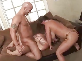large titty three-some 6