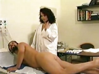 busty milf nurse treatment