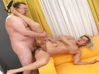 nice aged getting nailed from behind so deep