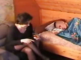 Russian mom and son  family seductions 02