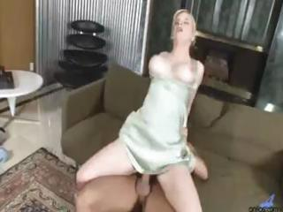 breasty blond wife acquires screwed hard in her