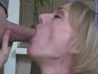 older blondie gives great orall-service