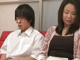 mother and son watching porn jointly experiment 9