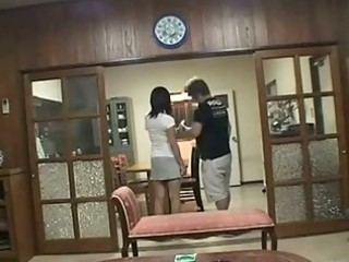 sexually excited wife cheating drilled when