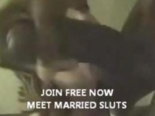 cheating wench wife engulfing large black wang