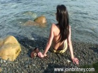 outdoor wife oral passion