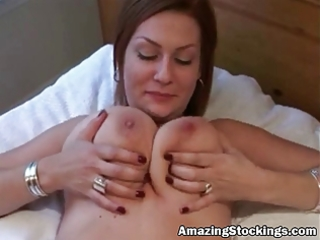 non-professional cuckold mother i in darksome