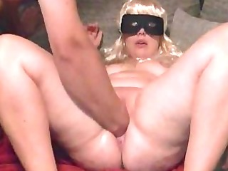 horny wife loves unfathomable fisting penetrations