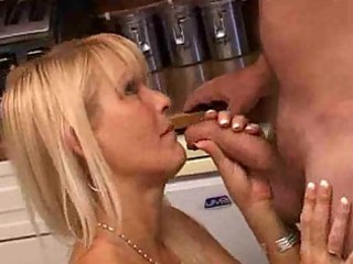 blond d like to fuck slut receives a doggy style
