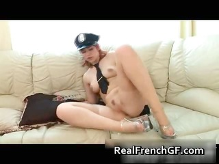 hot nasty redhead excited honey gets her part0