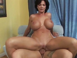 busty mother i shags with her juvenile horny