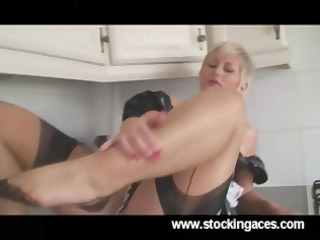 saucy sally craves to be your nasty maid