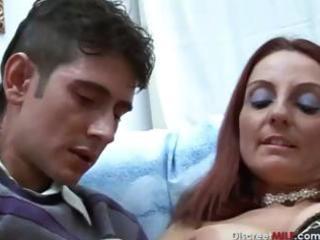 breasty redhead italian mother e295