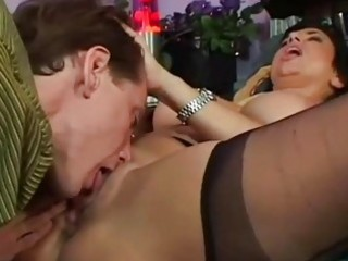 mature office whore getting destroyed