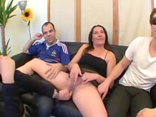 barbara hardly team-fucked in all holes
