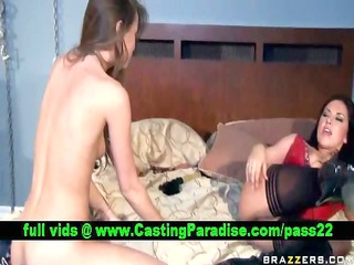 capri and zoe breathtaking lesbians having sex