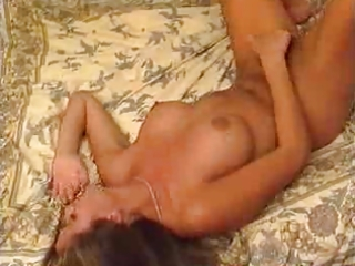 dilettante wife makes it is cum !