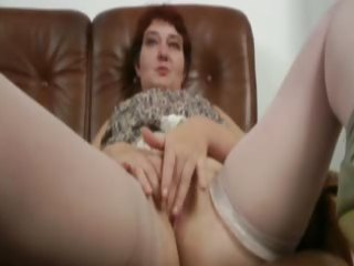 Valerie a french mature analfucked by a black cock