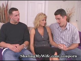 wifey obeys new juvenile pounder