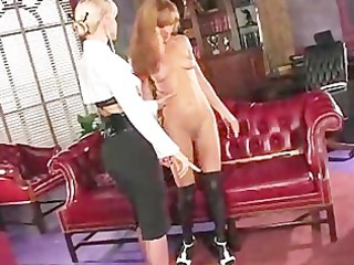 Head Mistress Makes Cytheria Squirt Till She Cries