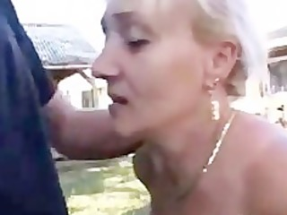 german aged with great oral-stimulation skills