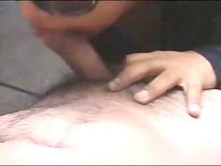 latin babe milf gives non-professional bj