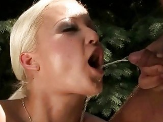 granddad fucking and pissing on sexy blonde