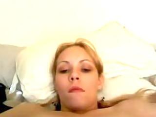 lustful blond milf pancake boobs stripped sex tool