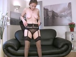 hawt cougar erotic cookie massage