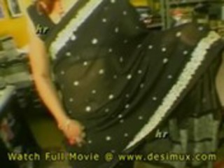 Indian wife in saree fucking