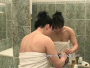 mom and sons shower sex