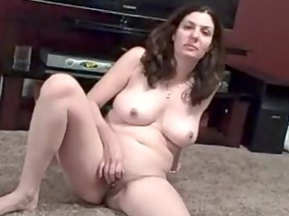 busty neighbor masturbates