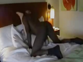 spouse films wife with darksome at the hotel