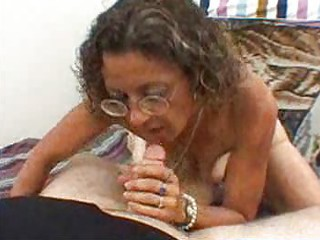candi the mother i acquires a facial
