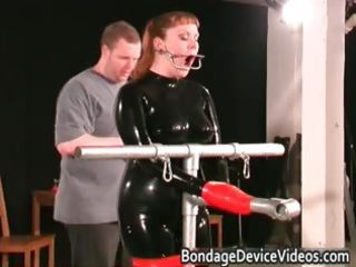 kinky d like to fuck acquires bound and cunt
