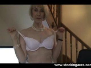 older milf office play