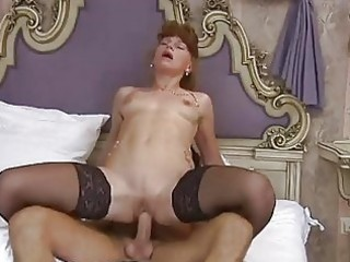 redhead german mother i assfuck