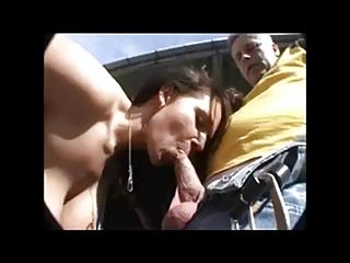 big beautiful woman giant boobs milf in public