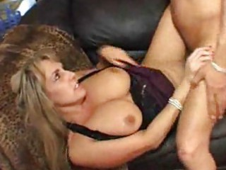 big titted d like to fuck is pleased her