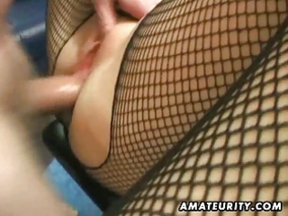 dilettante mother i homemade anal with creampie