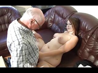 german grandpa makes juvenile hotty slutty