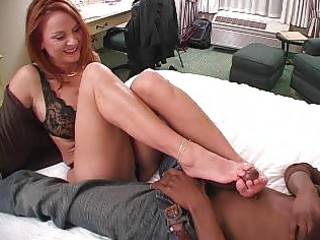 hot aged amateur wife interracial foot fetish
