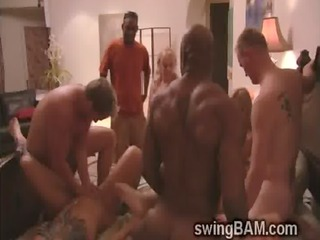 perv go wild pumping each others wives in
