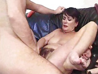 older and hirsute creampie harlots