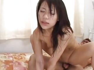 sexy milf riku shiina can to engage in group fuck